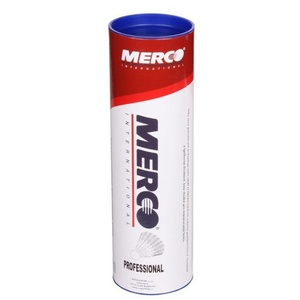 Shuttlecocks Merco Professional 6ks blue, Merco