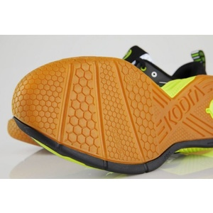 Shoes Salming Cobra Men Black / Yellow, Salming
