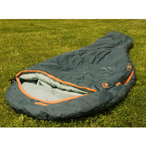 Sleeping bag Coleman Oak Vario left, Coleman