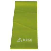 Exercise belt Fit Band 120X12cm, tough, green, Yate