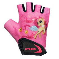 Children cycling gloves R2 Wax ATR08K, R2