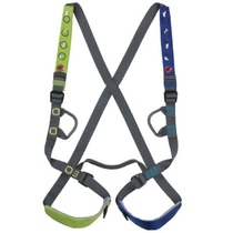 Children climbing time job Mammut Elephir, Mammut
