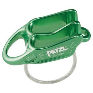 Belay brake PETZL Reverso green D017AA01, Petzl
