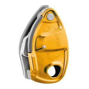 Belay brake PETZL GriGri + orange D13A AG, Petzl
