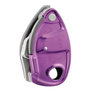 Belay brake PETZL GriGri + purple D13A VI, Petzl