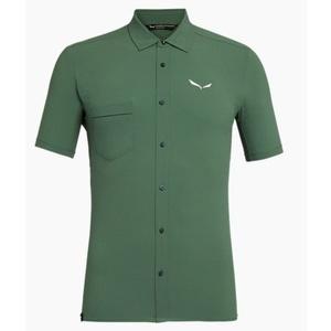 Shirts Salewa Puez MINICHECK 2 DRY M S/S SHIRT 27736-5940, Salewa