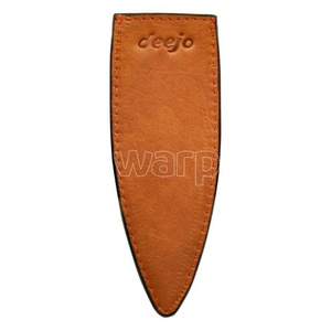 Deejo leather case, natural DEE500, Deejo
