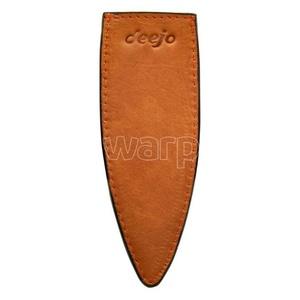 Deejo leather case, natural DEE500, Deejo