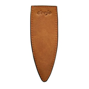 Deejo leather case, natural DEE501, Deejo
