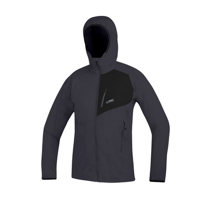 Jacket Direct Alpine Dru light anthracite / black, Direct Alpine