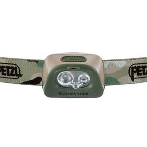 Headlamp Petzl Tactikka+ RGB Camouflage E089FA01, Petzl