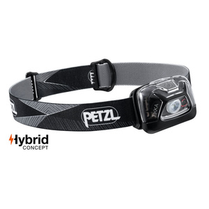 Headlamp Petzl Tikka black E093FA00, Petzl