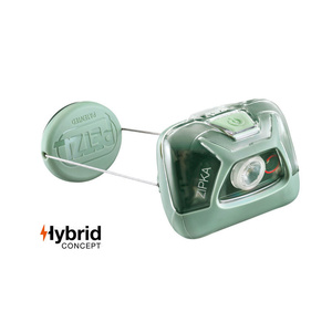 Headlamp Petzl Zipka green E093GA01, Petzl