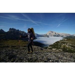 Jacket Direct Alpine CYCLONE indigo / aurora, Direct Alpine