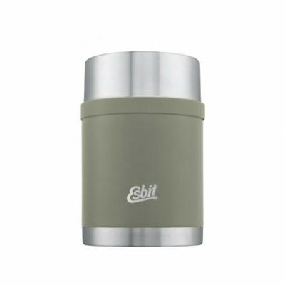 Food thermos Esbit Sculptor 0,75L Stone grey, Esbit