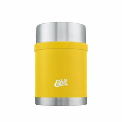 Food thermos Esbit Sculptor 0,75L Sunshine yellow, Esbit