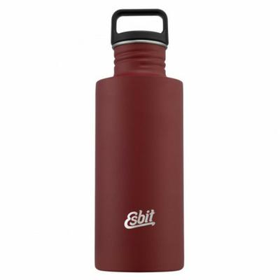 Drinking bottle Esbit SCULPTOR 750ml Burgundy Red, Esbit