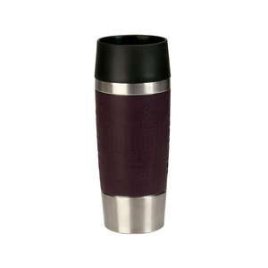 Thermocup Emsa TRAVEL MUG 0,36l blackberry, Emsa