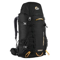 Backpack Lowe Alpine Axiom 7 Expedition 75:95 black / bl, Lowe alpine