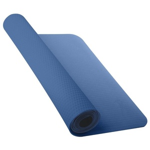 Mat to yoga Nike Fundamental Yoga Mat 3mm CHALK BLUE / DEEP ROYAL BLUE, Nike