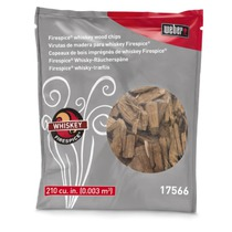 Wooden chips Weber FIRE SPICE CHIPS Whisky 17566, Weber