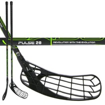 Floorball stick OXDOG Pulse 28 BK 101 ROUND NB, Oxdog