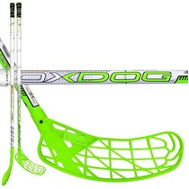 Floorball stick Oxdog Zero 31 green 87 Round '16, Oxdog