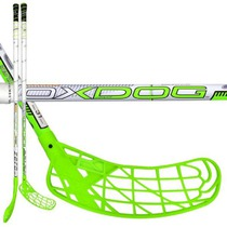 Floorball stick Oxdog Zero 31 green 92 Round '16, Oxdog