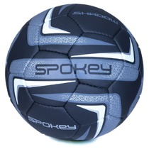 Football ball Spokey SHADOW II black and silver č.5, Spokey