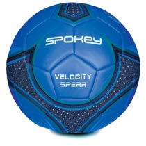 Football ball Spokey VELOCITY SPEAR blue vel.5, Spokey