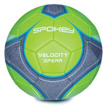 Football ball Spokey VELOCITY SPEAR green vel.5, Spokey