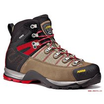 Shoes Asolo Fugitive GTX MW 508 wool / black, Asolo
