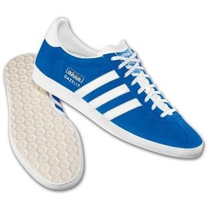 Shoes adidas Gazelle OG G16183, adidas originals