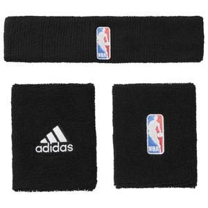 Sweat band adidas NBA Wristband + Headband G68791, adidas