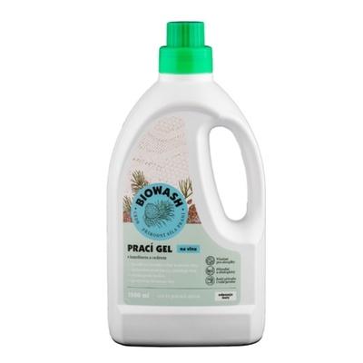 Biowash Gel cedar / lanolin to wave 1,5 l, Biowash