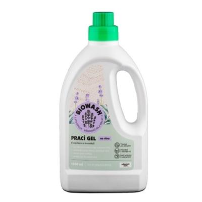 Biowash Gel lavender / lanolin to wave 1,5 l, Biowash