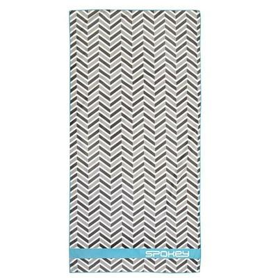 Towel Spokey ZIGZAG 80x160cm, Spokey