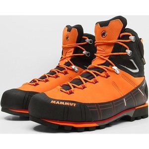 Shoes MAMMUT Kento High GTX Men Sunrise / Black, Mammut