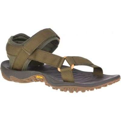 Men's sandals Merrel l Kahuna Web brown, Merrel