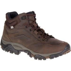 Shoes Merrell MOAB VENTURE MID WTPF dark earth J91819, Merrell