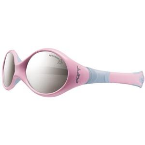 Sun glasses Julbo LOOPING II SP4 Baby pink / yellow, Julbo