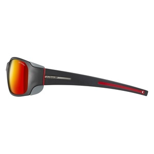 Sun glasses Julbo MONTEROSA SP3 CF matt black / red, Julbo