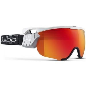 Ski glasses Julbo Sniper M Cat 2 white / gray, Julbo