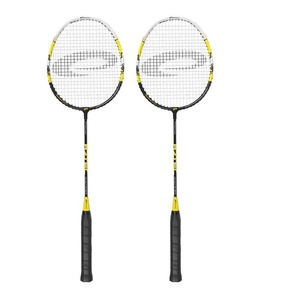 Set rockets Spokey AZTEL yellow-black, Spokey
