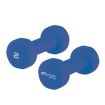 Set dumbbells Spokey SHAPE 2*2 kg, Spokey
