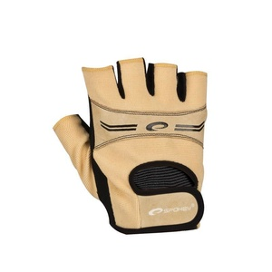 Women Fitness gloves Spokey ELENA beige, Spokey