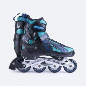 Roller skates Spokey TORQUE black, Spokey