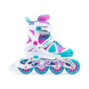 Roller skates Spokey CLAMES pink, Spokey