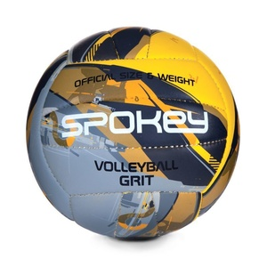 Volleyball ball Spokey GRIT gray-yellow č.5, Spokey