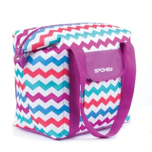 Beach thermal bag Spokey SAN REMO pink, Spokey